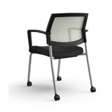 focus side chair raven 3qback gallery